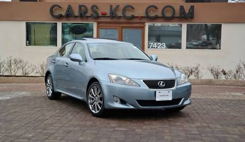 2008 Lexus IS 250 for sale at Cars-KC LLC in Overland Park KS