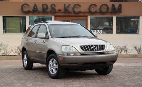 2001 Lexus RX 300 for sale at Cars-KC LLC in Overland Park KS