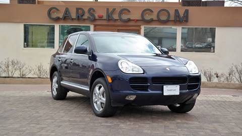 2005 Porsche Cayenne for sale at Cars-KC LLC in Overland Park KS