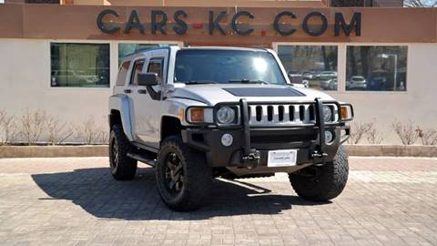 2007 HUMMER H3 for sale at Cars-KC LLC in Overland Park KS