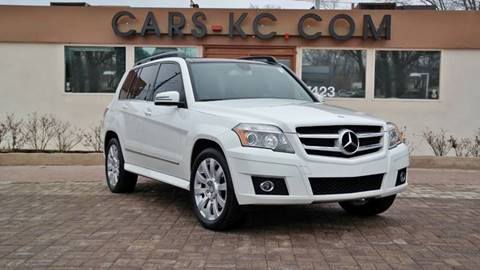 2010 Mercedes-Benz GLK for sale at Cars-KC LLC in Overland Park KS