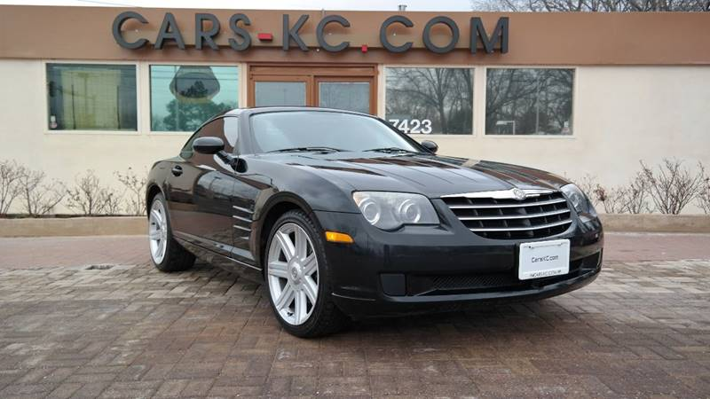 2005 Chrysler Crossfire for sale at Cars-KC LLC in Overland Park KS