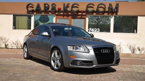 2011 Audi A6 for sale at Cars-KC LLC in Overland Park KS