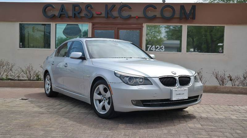 2008 BMW 5 Series for sale at Cars-KC LLC in Overland Park KS