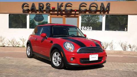 2013 MINI Hardtop for sale at Cars-KC LLC in Overland Park KS