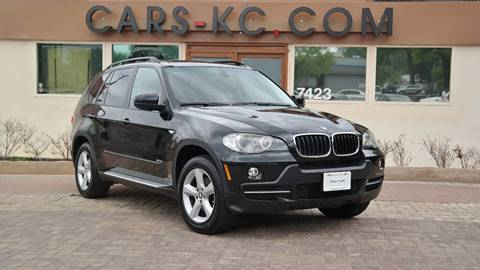 2007 BMW X5 for sale at Cars-KC LLC in Overland Park KS