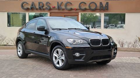 2009 BMW X6 for sale at Cars-KC LLC in Overland Park KS