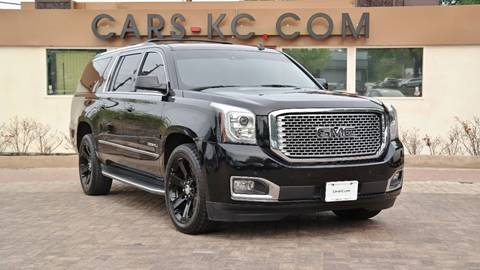 2015 GMC Yukon XL for sale at Cars-KC LLC in Overland Park KS