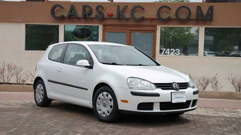 2009 Volkswagen Rabbit for sale at Cars-KC LLC in Overland Park KS