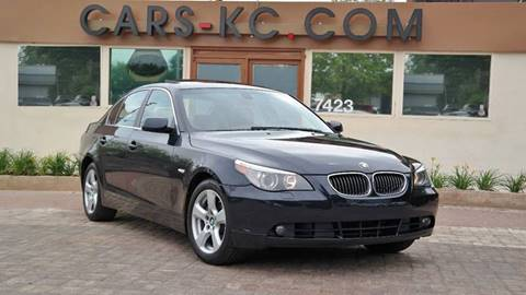 2007 BMW 5 Series for sale at Cars-KC LLC in Overland Park KS