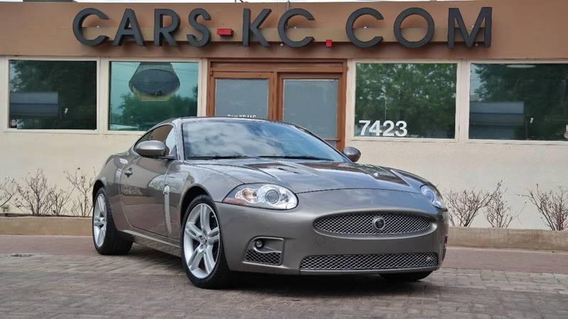 2009 Jaguar XK for sale at Cars-KC LLC in Overland Park KS