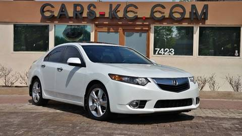2014 Acura TSX for sale at Cars-KC LLC in Overland Park KS