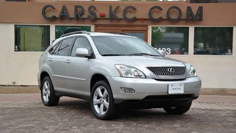 2007 Lexus RX 350 for sale at Cars-KC LLC in Overland Park KS