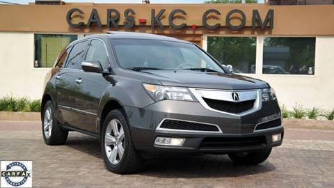 2012 Acura MDX for sale at Cars-KC LLC in Overland Park KS