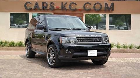 2010 Land Rover Range Rover Sport for sale at Cars-KC LLC in Overland Park KS