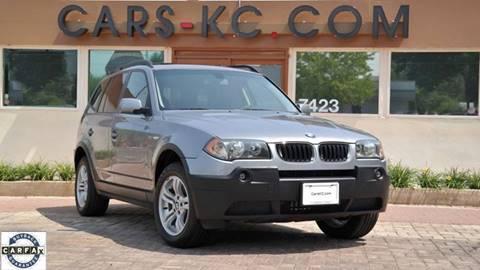 2005 BMW X3 for sale at Cars-KC LLC in Overland Park KS