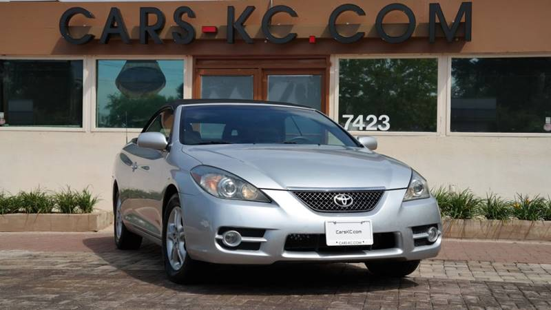 2008 Toyota Camry Solara For Sale At Cars KC LLC In Overland Park KS