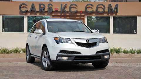 2010 Acura MDX for sale at Cars-KC LLC in Overland Park KS