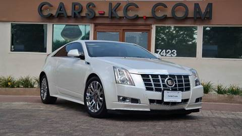 2013 Cadillac CTS for sale at Cars-KC LLC in Overland Park KS