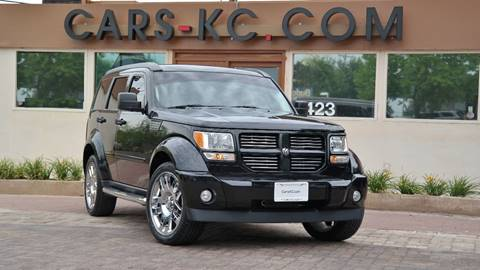 2011 Dodge Nitro for sale at Cars-KC LLC in Overland Park KS