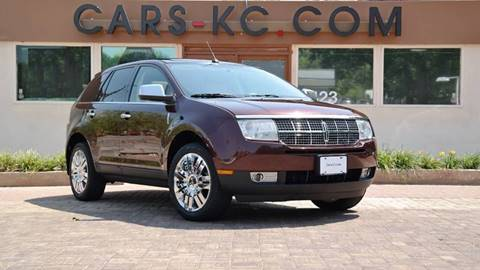 2009 Lincoln MKX for sale at Cars-KC LLC in Overland Park KS