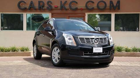 2013 Cadillac SRX for sale at Cars-KC LLC in Overland Park KS