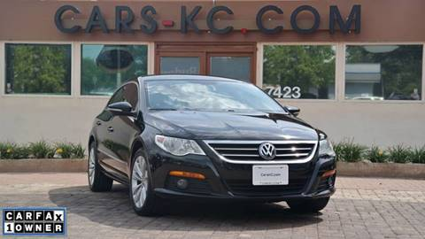 2010 Volkswagen CC for sale at Cars-KC LLC in Overland Park KS