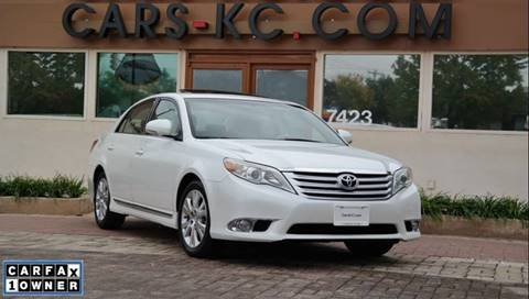 2011 Toyota Avalon for sale at Cars-KC LLC in Overland Park KS