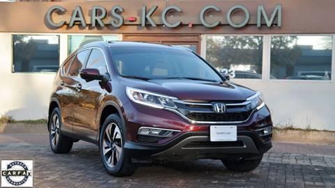2015 Honda CR-V for sale at Cars-KC LLC in Overland Park KS