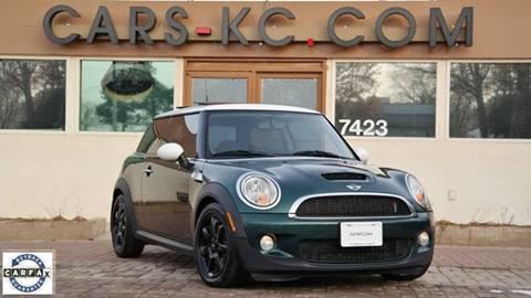 2008 MINI Cooper for sale at Cars-KC LLC in Overland Park KS