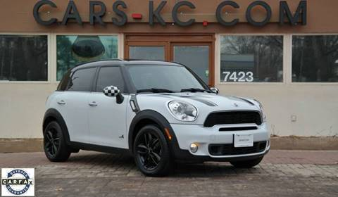 2011 MINI Cooper Countryman for sale at Cars-KC LLC in Overland Park KS