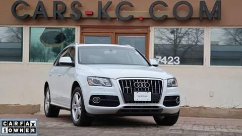 2012 Audi Q5 for sale at Cars-KC LLC in Overland Park KS