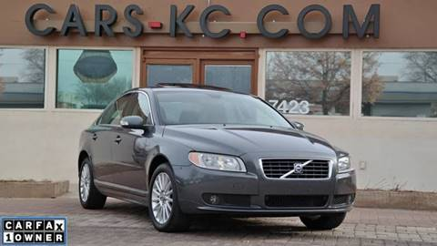 2008 Volvo S80 for sale at Cars-KC LLC in Overland Park KS