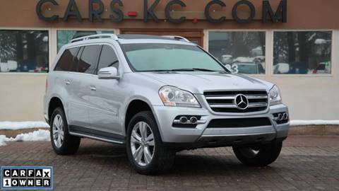 2011 Mercedes-Benz GL-Class for sale at Cars-KC LLC in Overland Park KS
