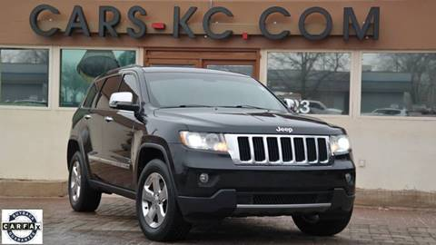 2013 Jeep Grand Cherokee for sale at Cars-KC LLC in Overland Park KS