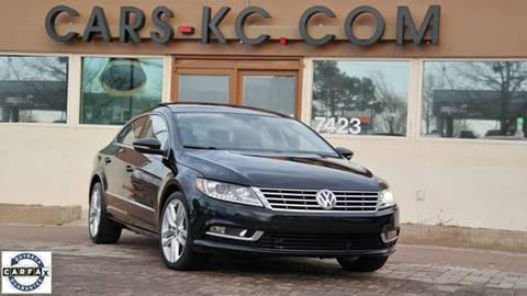 2013 Volkswagen CC for sale at Cars-KC LLC in Overland Park KS