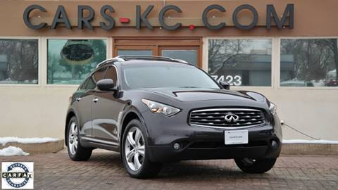 2010 Infiniti FX35 for sale at Cars-KC LLC in Overland Park KS