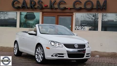 2011 Volkswagen Eos for sale at Cars-KC LLC in Overland Park KS