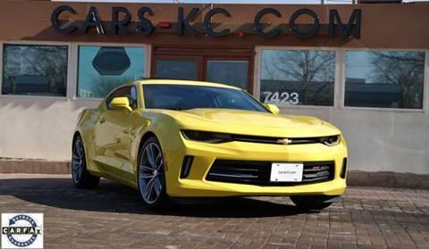 Chevrolet Camaro For Sale In Overland Park Ks Cars Kc Llc