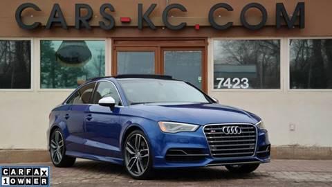Audi S3 For Sale In Overland Park Ks Cars Kc Llc