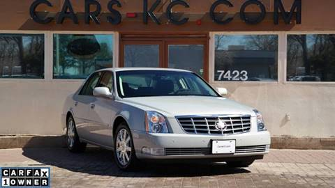 2008 Cadillac DTS for sale at Cars-KC LLC in Overland Park KS