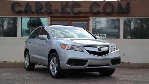 2013 Acura RDX for sale at Cars-KC LLC in Overland Park KS