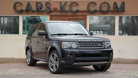 2011 Land Rover Range Rover Sport for sale at Cars-KC LLC in Overland Park KS