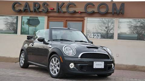 2015 MINI Convertible for sale at Cars-KC LLC in Overland Park KS