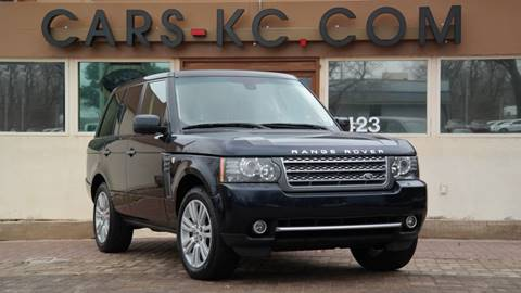 2010 Land Rover Range Rover for sale at Cars-KC LLC in Overland Park KS
