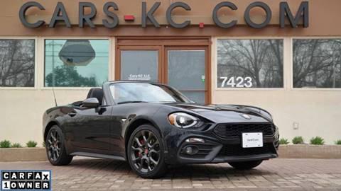 2017 FIAT 124 Spider for sale at Cars-KC LLC in Overland Park KS