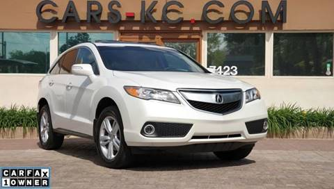 2015 Acura RDX for sale at Cars-KC LLC in Overland Park KS
