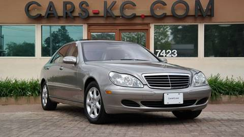 2006 Mercedes-Benz S-Class for sale at Cars-KC LLC in Overland Park KS