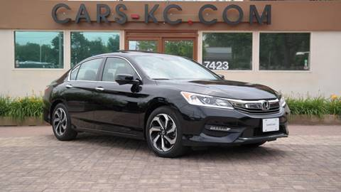 2017 Honda Accord for sale at Cars-KC LLC in Overland Park KS