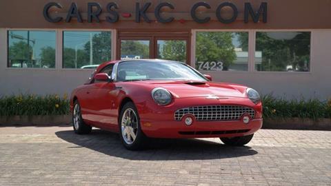 2002 Ford Thunderbird for sale in Overland Park, KS